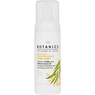 Botanics Online Only Shine Away Cleansing Mousse
