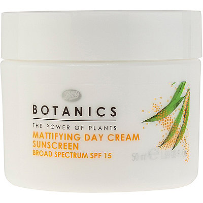 Botanics Online Only Shine Away Day Cream SPF15