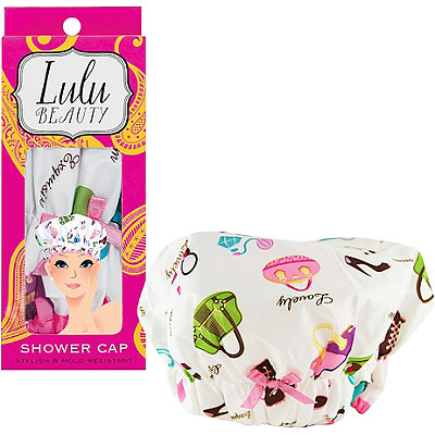 Lulu Beauty Diva Shower Cap