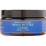 Online Only African Black Soap Shave Butter Crème