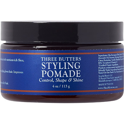 SheaMoistureOnline Only Three Butters Styling Pomade