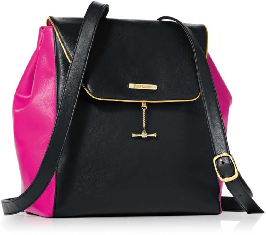 FREE I Am Juicy Couture Backpack w any large spray Juicy Couture purchase c9d672f3aa44