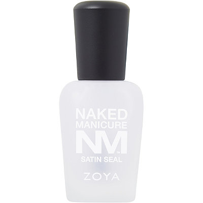 ZoyaNaked Manicure Satin Seal Top Coat