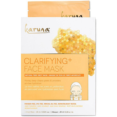 Online Only Clarifying+ Face Sheet Mask