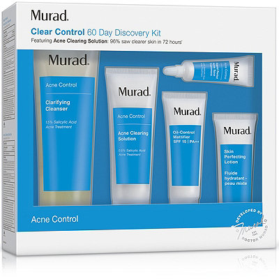 Acne Control Clear Control 60 Day Discovery Kit