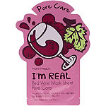 I%27m Real Red Wine Mask Sheet