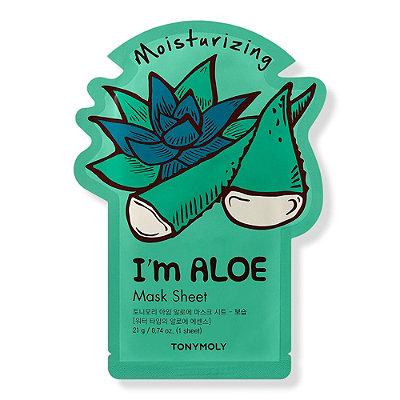 Tony MolyI%27m Real Aloe Mask Sheet