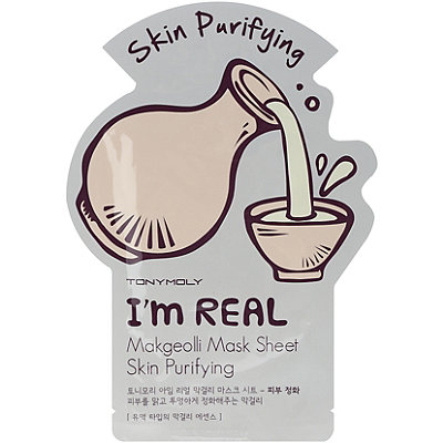 Tony Moly I'm Real Makgeolli Mask Sheet