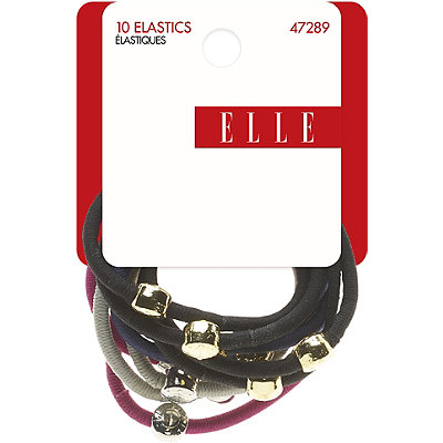 ElleCharm No Damage Hair Elastics