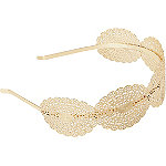 Filigree Metal Headband