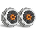 Clarisonic Alpha Fit Men's Daily Cleanse Brush Head Twin Pack