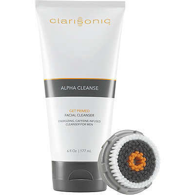 Clarisonic Alpha Fit Men%27s Cleansing Kit