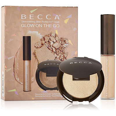 Becca Shimmering skin Perfector- opal glow on the go set
