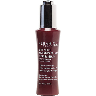 Intensive Overnight Hair Repair Serum