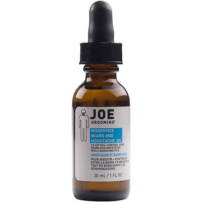 Joe Grooming Woodspice Beard and Moustache Oil