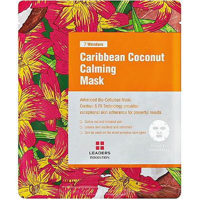 Online Only 7 Wonders Caribbean Coconut Calming Mask