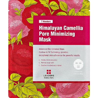 Leaders 7 Wonders Himalayan Camellia Pore Minimizing Mask