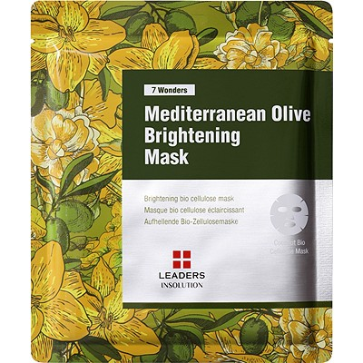 LeadersOnline Only 7 Wonders Mediterranean Olive Brightening Mask