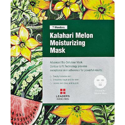 Leaders7 Wonders Kalahari Melon Moisturizing Mask