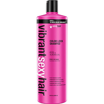 Sexy Hair Vibrant Sexy Hair Sulfate-Free Color Lock Shampoo