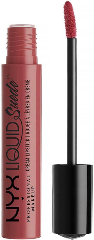Nyx Professional Makeup Liquid Suede Cream Lipstick Ulta Beauty