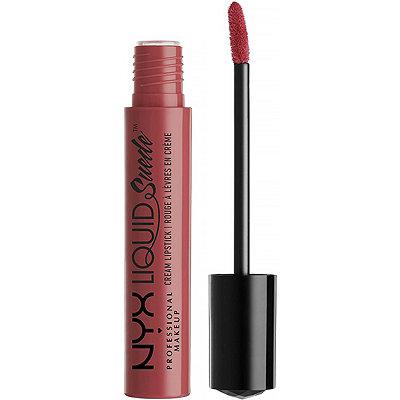 NYX Suede Cream Lipstick - Soft Spoken