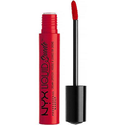 NYX Suede Cream Lipstick - Kitten Heels