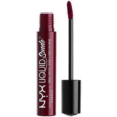 NYX Suede Liquid Cream Lipstick