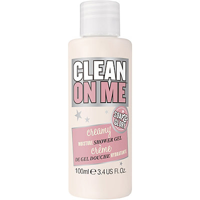 Soap & Glory Travel Size Clean On Me