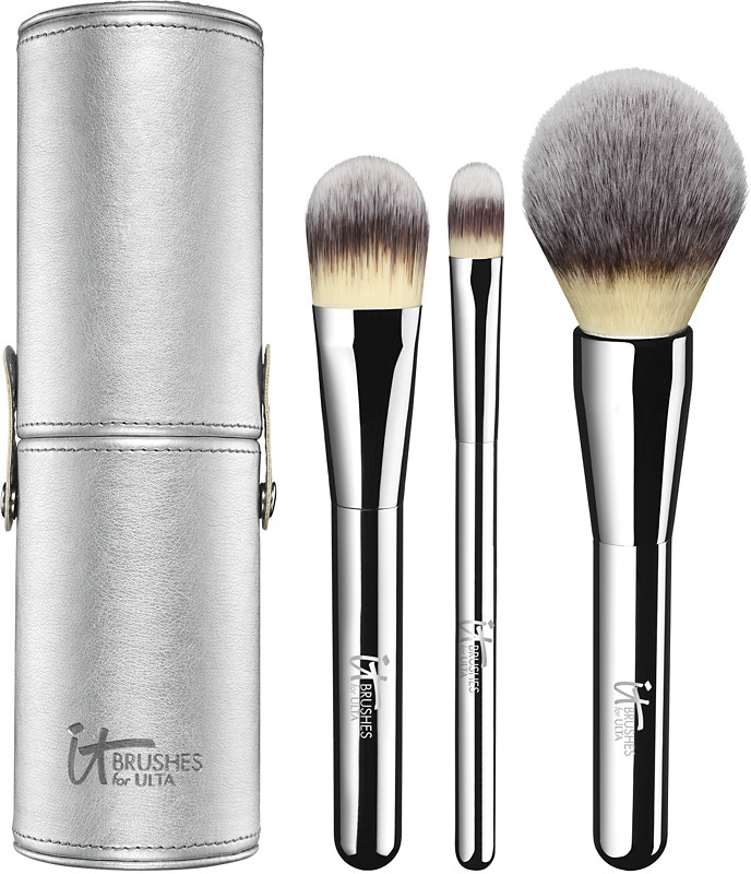 Complexion Perfection Essentials 3 Pc Deluxe Brush Set