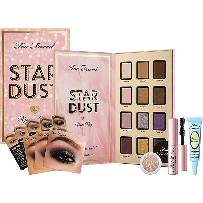 Too Faced Vegas Nay Stardust palette