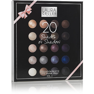 Laura Geller20 Shades of Shadow Vol. 2