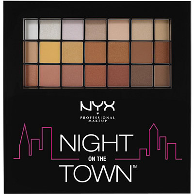 NYX Professional Makeup Online Only Night On The Town Palette