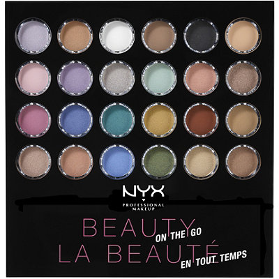 NYX Professional Makeup Online Only Beauty On The Go Palette