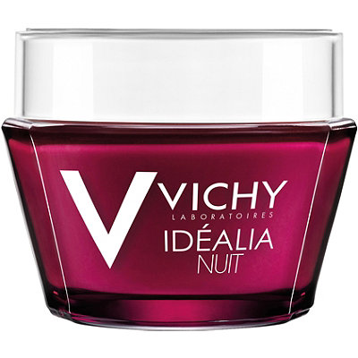 Idéalia Recovery Night Cream for All Skin Types