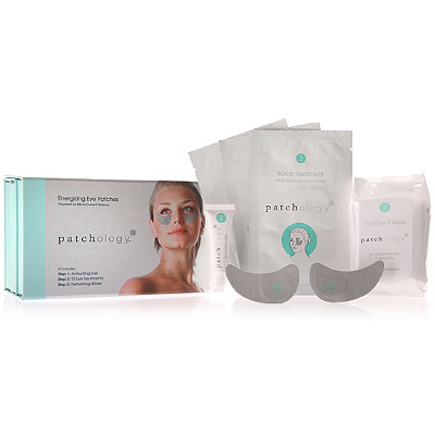 Patchology Online Only Energizing Eye Patches