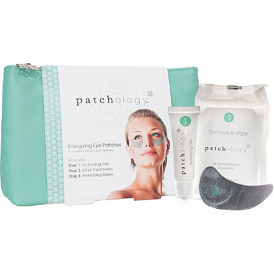 Patchology Online Only Energizing Eye Patches Trial Kit