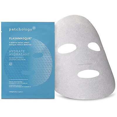 Patchology Online Only Hydrate FlashMasque Facial Sheet