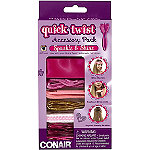 ConairQuick Twist Accessory Kit Sparkle & Shine