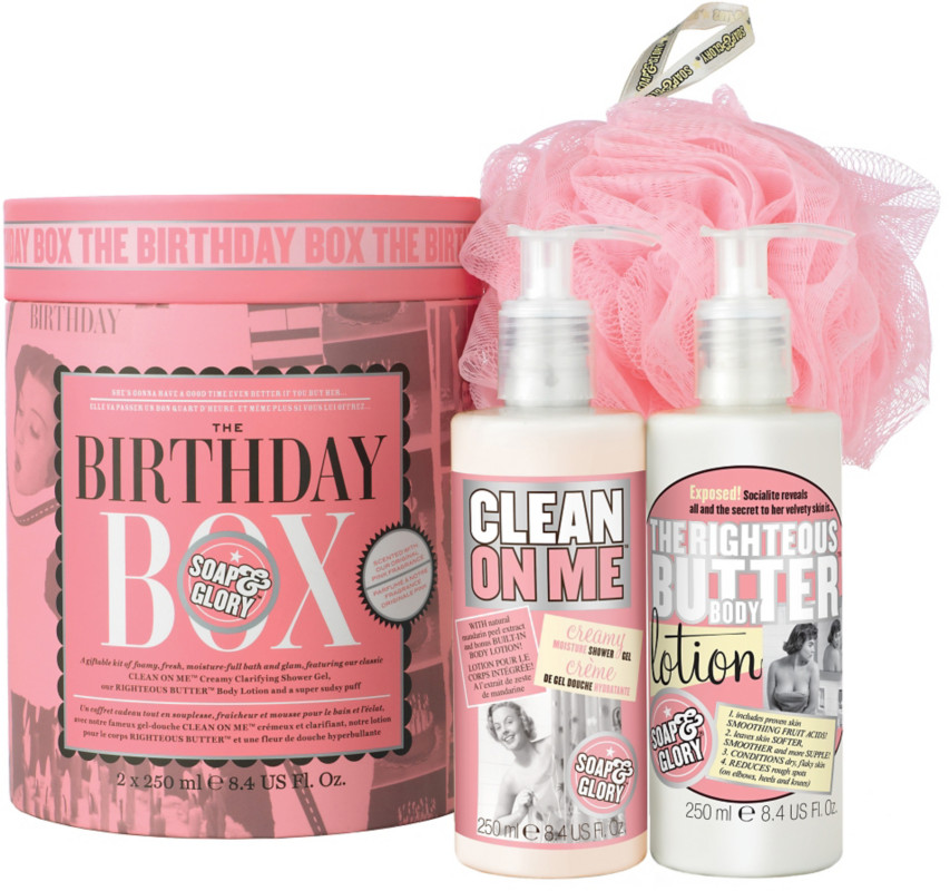 Soap Glory The Birthday Box