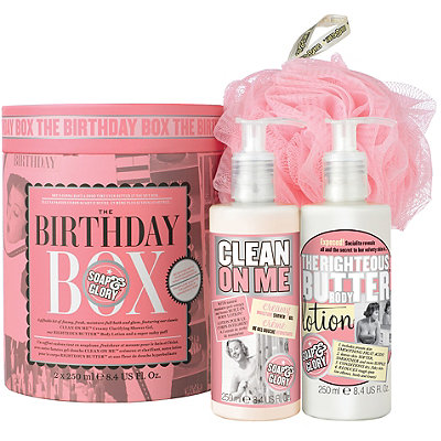 Soap & GloryThe Birthday Box
