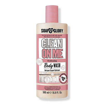 Soap & GloryClean On Me Creamy Clarifying Shower Gel