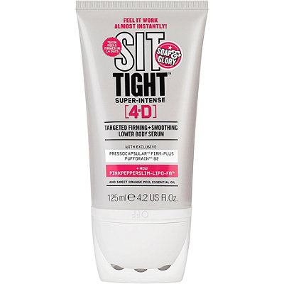 Soap & Glory Sit Tight 4-D
