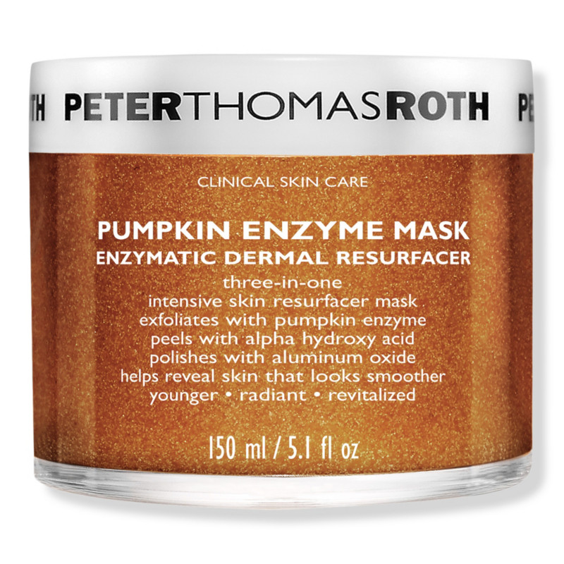 peter thomas roth pumpkin enzyme mask review