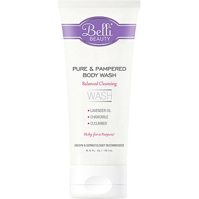 BelliOnline Only Pure & Pampered Body Wash