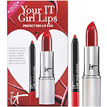 It CosmeticsYour It Girl Lips Perfect Red Lip Duo