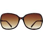 Outlook EyewearVented Sides Tortoise Sunglasses