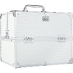 Soho Optic White Train Case