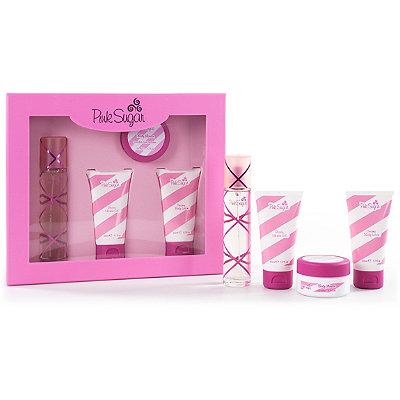 Pink SugarSweet and Irresistible Set