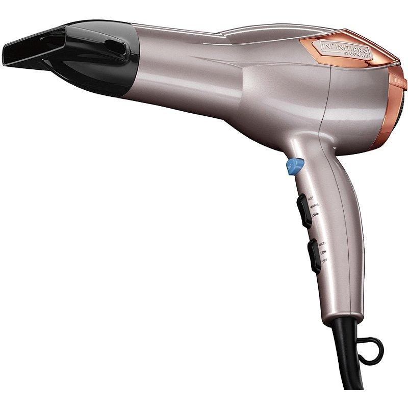 Conair Infinitipro By Conair Lightweight Rose Gold 1875 Watt Hair Dryer Ulta Beauty